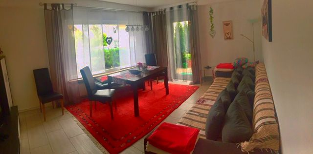 Familienurlaub Braunlage/Wohnzimmer