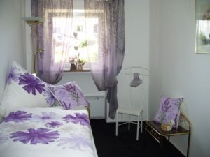 Kleines Schlafzimmer Fewo-Braunlage