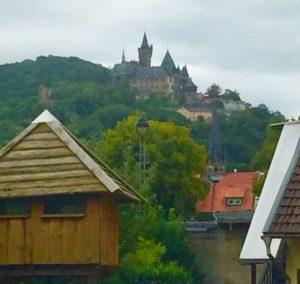 Tagestour Harz - Schloss in Wernigerode