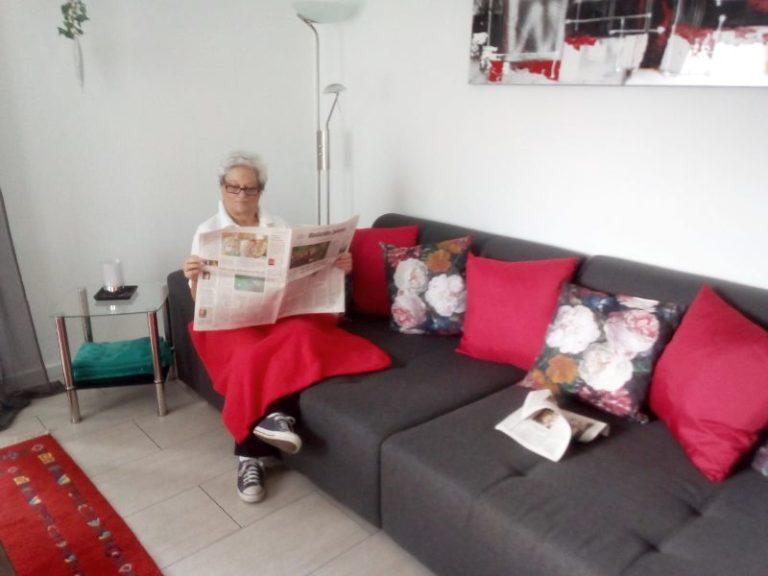 fewo braunlage couch im wohnzimmer