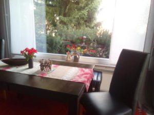 Wohnzimmer Essbereich fewo braunlage