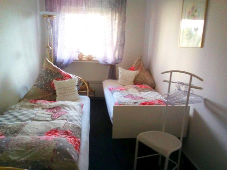 kleines schlafzimmer fewo braunlage