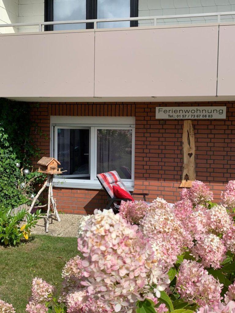 terrasse mit garten fewo braunlage