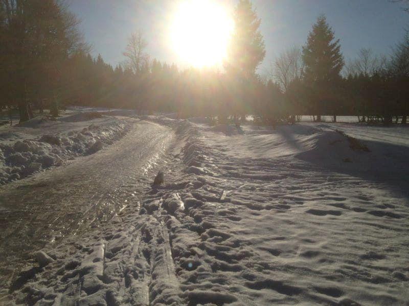 Winterspaziergang Braunlage