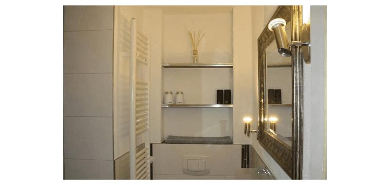 duschbad/wc ferienwohnung braunlage helga klein